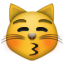 :kissing_cat: